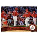 2011 Topps #53 Arizona Diamondbacks TC