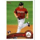2011 Topps #88 Brian Bogusevic (RC)