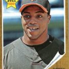 2011 Topps Heritage #289 Darren Ford RC