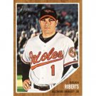2011 Topps Heritage #6 Brian Roberts