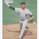 1991 Ultra #313 Ed Whitson ( Baseball Cards )