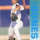 1992 Fleer #600 Ricky Bones