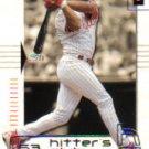 2000 Upper Deck Hitter's Club #35 Bob Abreu