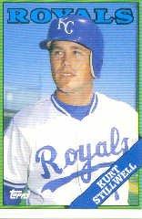 1988 Topps Traded #115T Kurt Stillwell