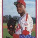 1989 Topps #634 Marvin Freeman