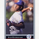 1992 Leaf #35 Juan Guzman