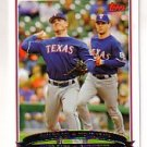 2006 Topps #652 H.Blalock/M.Young