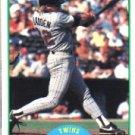 1989 Score #62 Dan Gladden