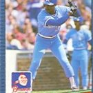 1986 Donruss 287 Claudell Washington