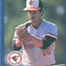1986 Donruss 291 Scott McGregor