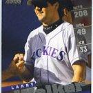 1998 Pinnacle Inside #33 Larry Walker