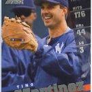 1998 Pinnacle Inside #77 Tino Martinez
