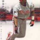 2008 SP Authentic 28 Jimmy Rollins