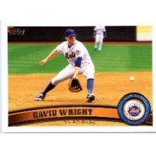 2011 Topps #15 David Wright