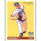 2009 Upper Deck Goudey #98 Scott Elbert (RC)