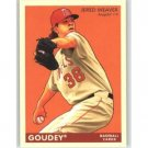 2009 Upper Deck Goudey #88 Jered Weaver