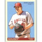 2009 Upper Deck Goudey #87 John Lackey