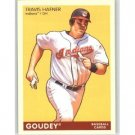 2009 Upper Deck Goudey #62 Travis Hafner