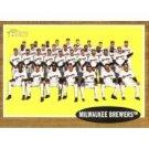 2011 Topps Heritage #61 Milwaukee Brewers