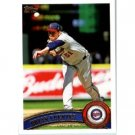 2011 Topps #54 Brian Fuentes