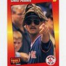 1992 Triple Play #157 Greg W. Harris