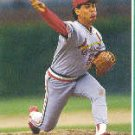 1991 Score 758 Mike Perez - Rookie Card (RC)