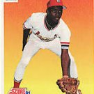 1991 Score 676 Aaron Holbert FDP - Rookie Card (RC)