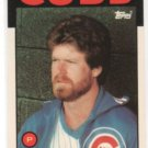 1986 Topps 330 Rick Sutcliffe