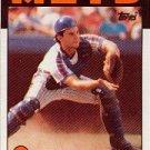 1986 Topps 649 Ronn Reynolds RC