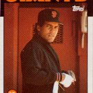 1986 Topps 655 Manny Trillo
