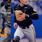 1997 Pinnacle Inside #62 Jason Kendall