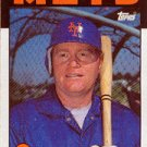 1986 Topps 570 Rusty Staub