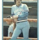 1982 Fleer 610 Mark Bomback