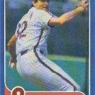 1986 Fleer #435 Steve Carlton