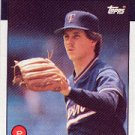 1986 Topps 451 Mark Brown RC