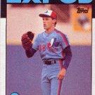 1986 Topps 472 Joe Hesketh
