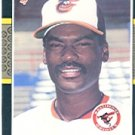 1987 Donruss #582 Odell Jones