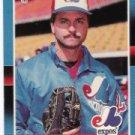 1988 Donruss 134 Neal Heaton