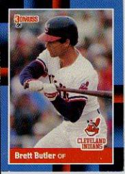 1988 Donruss 279 Brett Butler