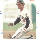 1988 Fleer 603 Brett Butler