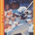 1988 Score 634 Roberto Kelly RC