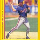 1988 Score 645 Gregg Jefferies RC