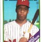 1988 Topps 298 Milt Thompson