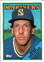 1988 Topps 307 Mike Trujillo