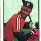 1988 Topps 739 Daryl Boston