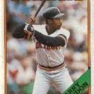 1988 Topps 743 Larry Herndon