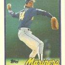 1989 Topps 54 Steve Trout
