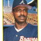 1989 Topps 76 Terry Blocker