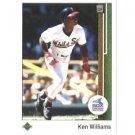 1989 Upper Deck 506 Ken Williams