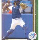 1989 Upper Deck 593 Pat Borders RC
